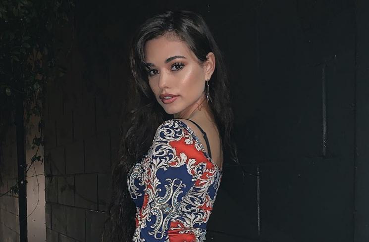 Ariel Yasmine, kembaran Ariana Grande di video klip terbaru. (Instagram/@moncherielle)